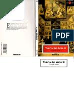 Teoría del Arte II- Fernando Marías