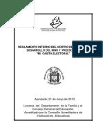 Reglamento Interno del Centro de Cuidado y Desarrollo del Niño y Preescolar - MCE.pdf