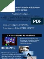 Proyecto de Investigación de uso del celular y rendimiento academico