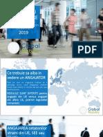 Ghid de Angajare a Cetatenilor Straini 2019 GLOBAL MOBILITY