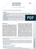 Cleft Lip and Palate An Evidence Based Review.pdf