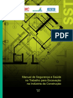 Manual de Sst Para Escavacao Na Industria Da Construcao