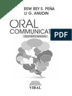 SHS Oral Communication TM