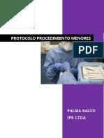 Gss 008 Ptc 10 Protocolo Procedimiento Menores