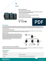 Moxa Tcf 142 Series Datasheet v1.1
