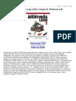 El Libro de Aventuras Lego 2
