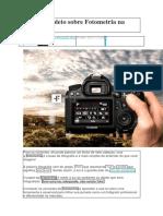 Guia sobre Fotometria Completo