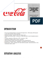 Coca-cola India (Group 8)