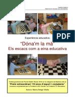 Marta Amigó - Els Escacs Com a Eina Educativa