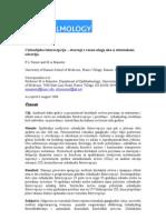 Cirkadijska Fotorecepcija - Starenje i Vazna Uloga Oka u Sistemskom Zdravlju