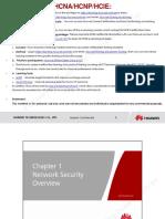 HCNA-Security-CBSN Training Material V2.5