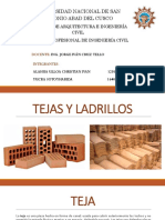 Tejas y Ladrillos