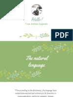 the natural lenguage.pptx