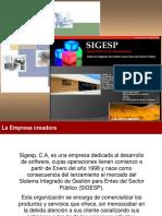 Presentacion SIGESP Light