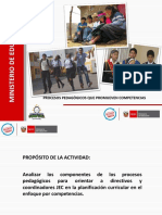 PPT4PROCESOS PEDAGÓGICOS