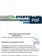 LEGAL ISSUES IN STARTUP - new.pptx