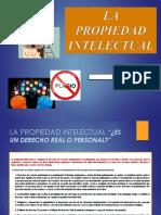 Propiedad Intelectual DERECHOS REALES 2 2017.pptx