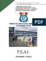 Plan Ambiental Bardo 2019
