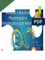 Aula 03 Programando Português LOGO