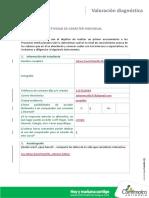 ValoracionDiagnostica PI CLEI 4