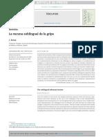 2 La Bacuna Sublingual de La Gripe