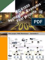 IEC61850 Projects Siemens 2004-12