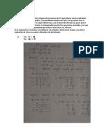 problemas y solución ecuaciones 3x3