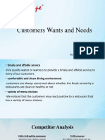 Customers Wants and Needs.pptx