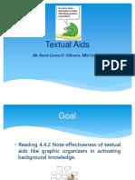 textual aids