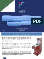 Estudio Achm Máquinas de Azar Por Comunca Año 2006