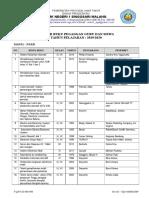 daftar pegangan guru