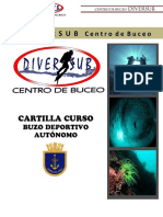 CARTILLA DIVERSUB