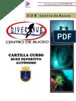 CARTILLA DIVERSUB