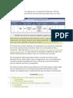 La Matriz Legal de Una Empresa Es Un Requisito Del Decreto 1072 de 2015