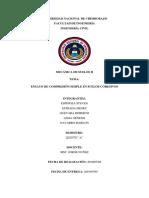 Informe Compresion Arcillas