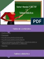 TABLEROS DIDACTICOS .pptx