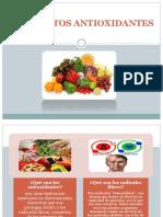 Alimentosantioxidantes