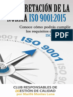 eBook Interpretación ISO 9001-2015