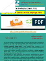 African Business Email List.pptx