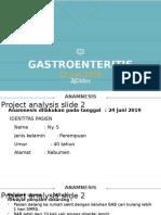 Mk 1 Ppt Gastroenteritis