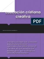 Escuela Dominical Creativa