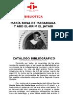 María Rosa de Madariaga