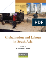 Globalisation and Labour in South Asia
