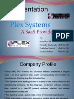 Plex System