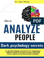 How to Analyze People_ Dark Psychology Sec