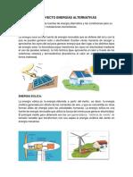 Actividad 1 Proyecto Energías Alternativas