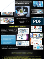 Socializacion Especialidad Informática
