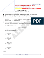 Jee Adv 2019 Combined Paper