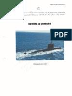 El informe final del ARA San Juan