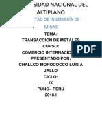 Transaccion de metales.docx